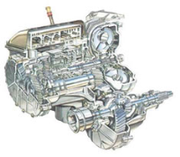 Alfa Romeo Reconditioned Automatic Gearboxes