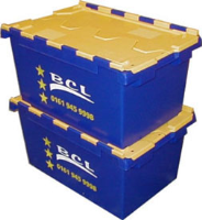 Plastic Removal Crate Hire
