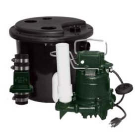 Mini Drain 21L Packaged Pumping Station