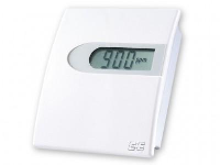 Wall Mount CO2 Transmitter EE80