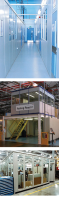 Excalibur Industrial Steel Partitioning Systems