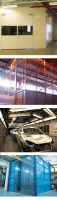 Sabre Industrial Steel Partitioning Systems