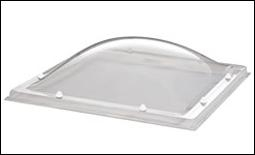 High Quality Polycarbonate Domes