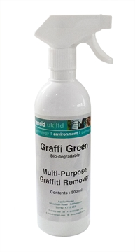 Graffi Green Liquid Graffiti Remover