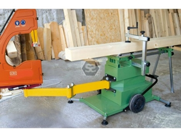 SN33 Articulated Mobile Bandsaw