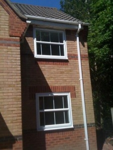 PVCU Double Glazed Windows Essex
