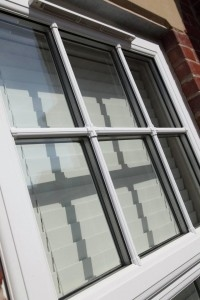 UPVC Energy Efficient Double Glazed Windows