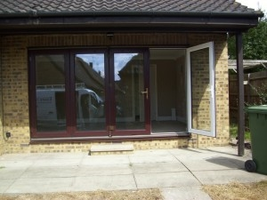 Aluminium Exterior Doors – Strong, Stylish & Practical