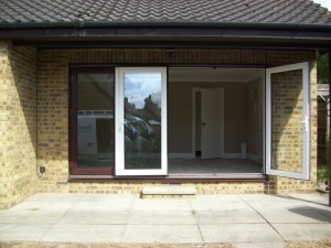 Thermally Efficient Sliding Folding/Bi-fold Doors with Sash & Threshold Options