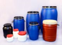 Open Top Plastic Drums