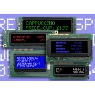 Alphanumeric LCD Module solutions