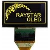 OLED Modules from Raystar