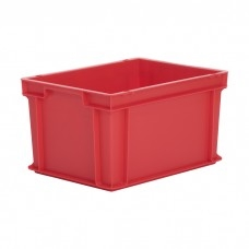 Red 19.8 Litre Euro Stacking Tower Container