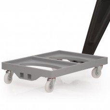 Double Euro Stacking Dolly