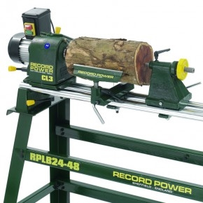 Record Power CL3-CAM Professional 5 Speed Lathe