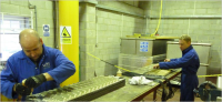 Pharmaceutical Industry Spray Dryer Inspection Service In Leeds