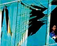 Anti Shatter Glazing Protection Films