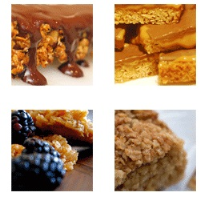 Hand Crafted Healthy Flapjacks