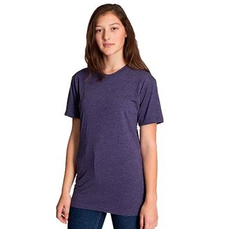 American Apparel Poly/cotton Short Sleeve Crew Neck T (BB401)