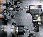 Parts Pick Up & Rear Machining Options
