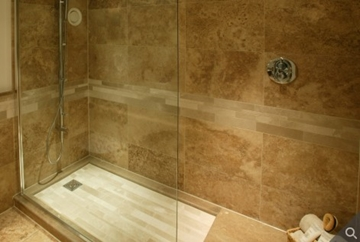 Natural Stone Wet Rooms