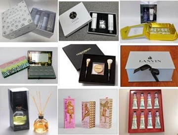 Fragrance Boxes