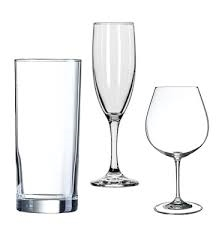 High Quality Glassware