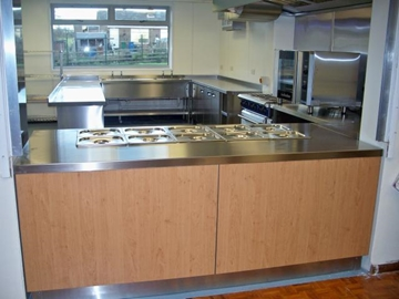 Bespoke Front Of House Counter Solutions