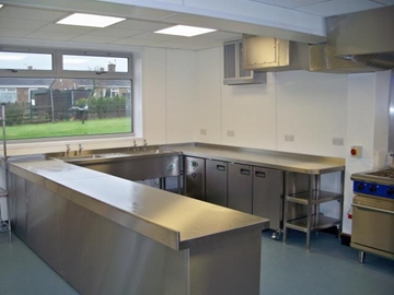 Healthcare Kitchen Design