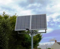 Communal Solar Street Lighting