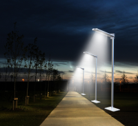 Solar Street Lighting 30w