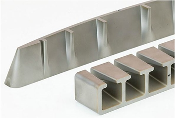 PVC Extrusion Tooling