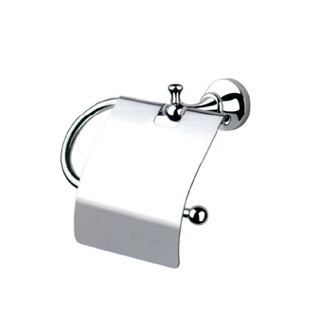 Duke Toilet Roll Holder with Cover 180 x 150 x 150 mm