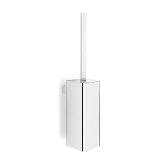 Fluid Wall Mounted Toilet Brush and Holder 80 x 110 x 400 mm