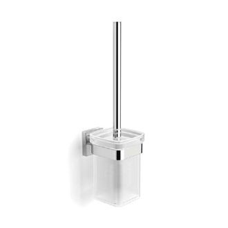 Granada Wall Mounted Toilet Brush and Holder 100 x 130 x 370 mm