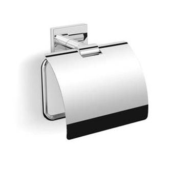 Granada Toilet Roll Holder with Cover 140 x 80 x 130 mm