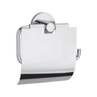 LV Toilet Roll Holder with Cover 142 x 53 x 151 mm