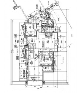 A1 Architectural / Technical Drawing