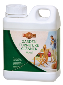 Garden Furniture Cleaner for Wood