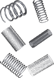 Extension Springs Manufacturers and Suppliers