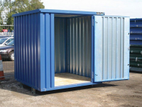 Flat Pack Containers