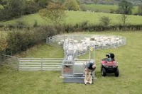 Alligator Mobile Sheep Handling System