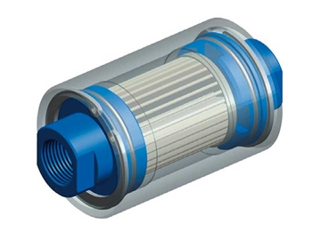 Fcl In-Line Suction Filters