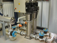 Bespoke Thermoplastic Process Plant Fabrications