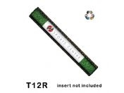 29x310mm T12R Recycled Ruler