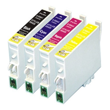Epson T0715 Multipack 4xCarts (compatible)