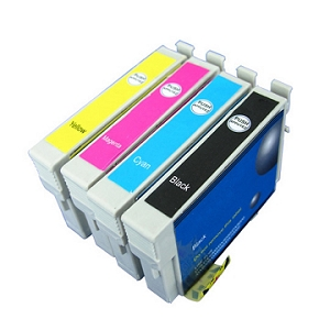 Epson T0615 Ink Cartridge Combo Pack (4x Carts)