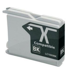 Brother LC1000BK Ink Cartridge (Compatible)