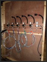 Cask Cooling Systems
