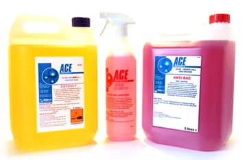 Colour Coded Chemical Systems Supplier London